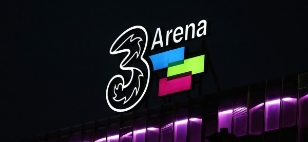 The o2 to 3 Arena