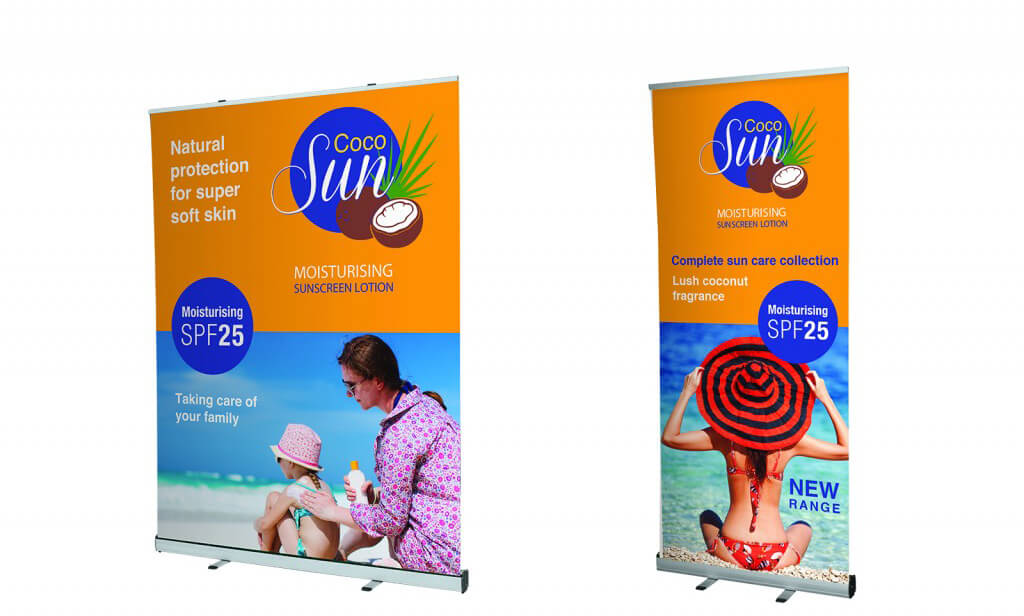 Banner Stand Display Systems