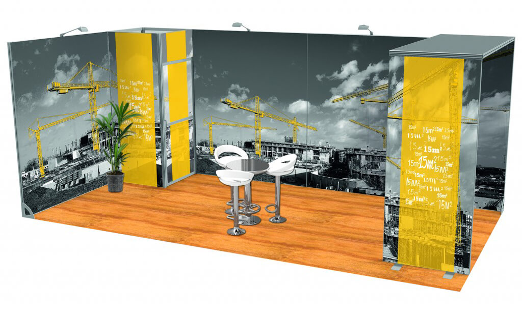 Exhibitions Display - Modular Construction