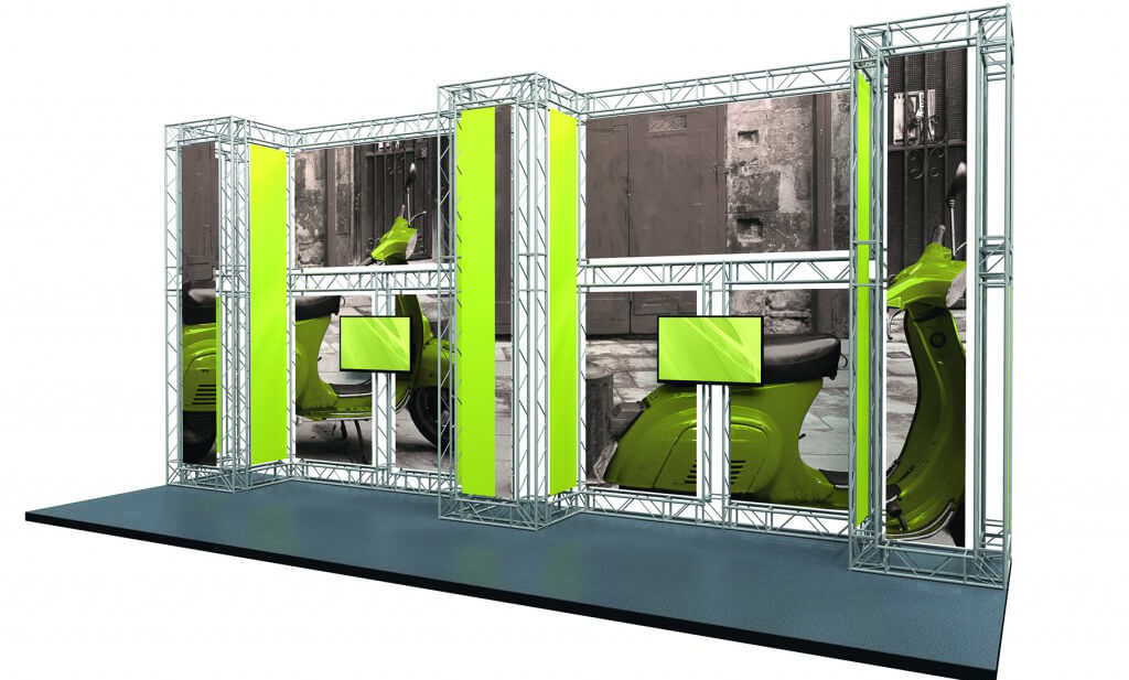 Exhibitions Display - Modular Stage