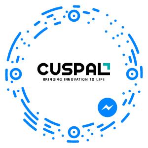 image of Cuspal Facebook Messenger Code